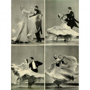 Dancing the Viennese Waltz